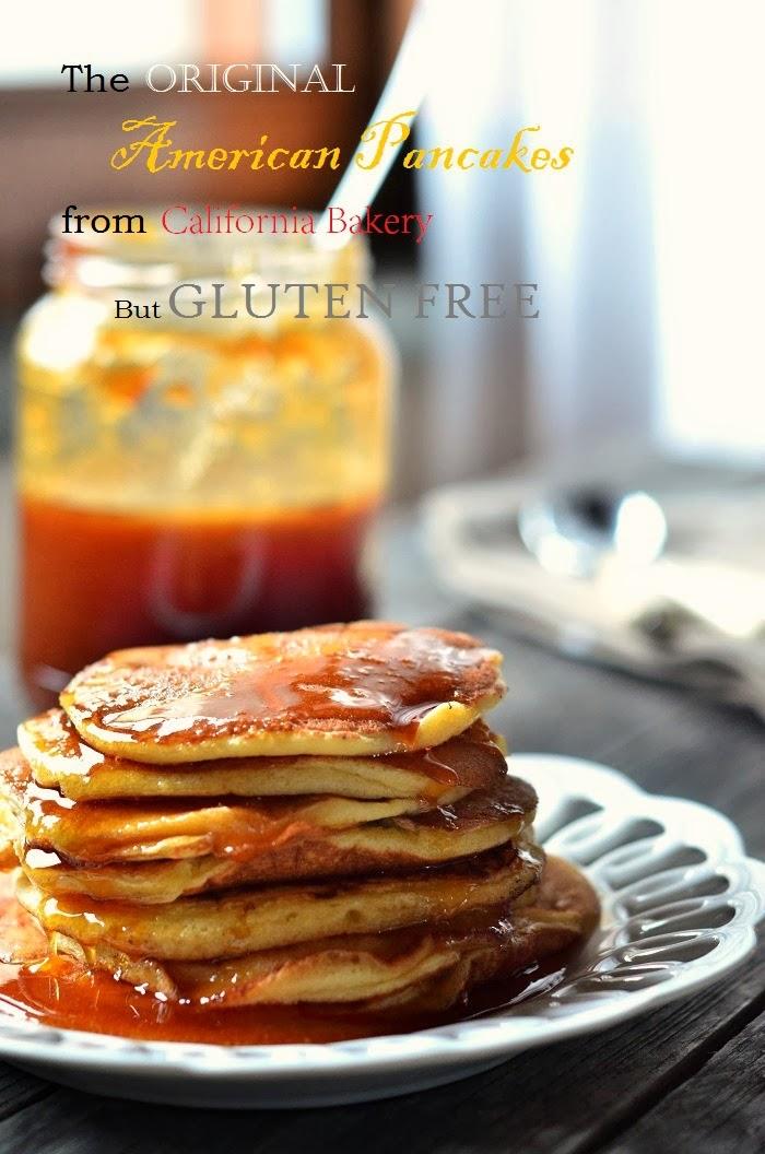 american pancakes gluten free