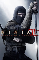Ninja Shadow of a Tear 2013 720p BRRip Dual Audio