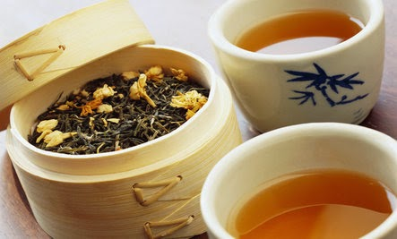 6 Reasons to Drink Organic Green Tea