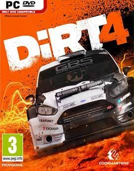 Dirt 4 Jogos Torrent Download capa