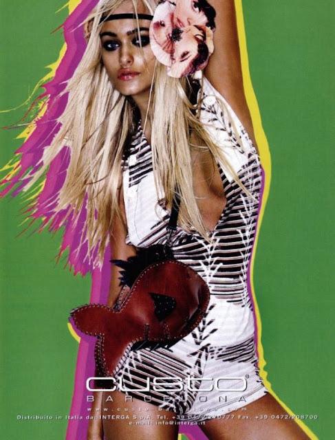 Swiss Model Nadine Strittmatter
