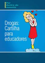 Drogas Cartilha para educadores
