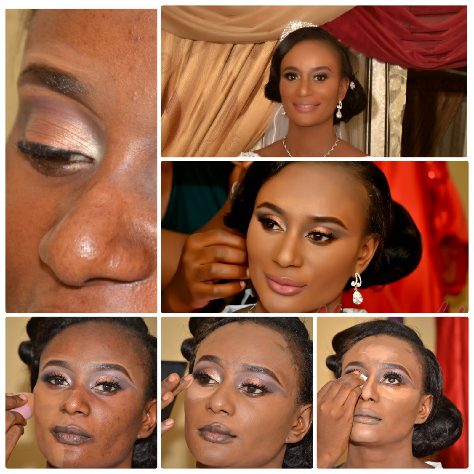 NENYECHI MAKEOVERS