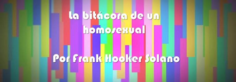 La bitácora de Frank Hooker