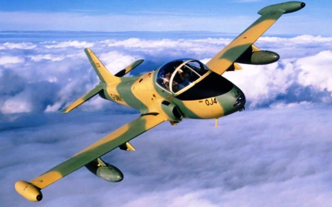 BAC 167 Strikemaster Jet Trainer Wallpaper 1