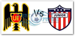 Partido Unión Española Vs Atlético Junior – Copa Libertadores 2012