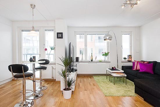 Apartment Interior: Ideas For Decorating A Studio Apartment