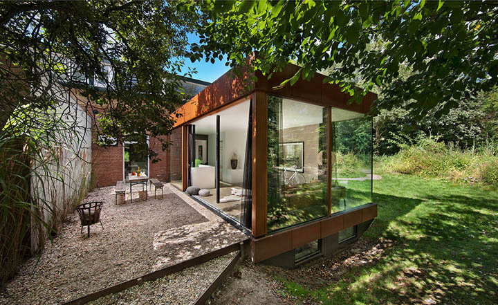 recuperacion de casas-patio interior y ventanales