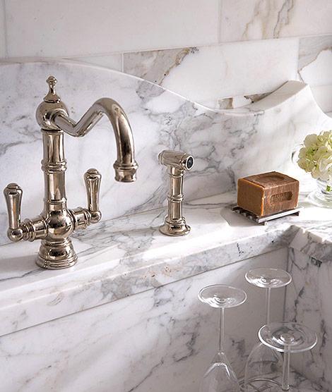 beautiful kitchen sinks interior heaven