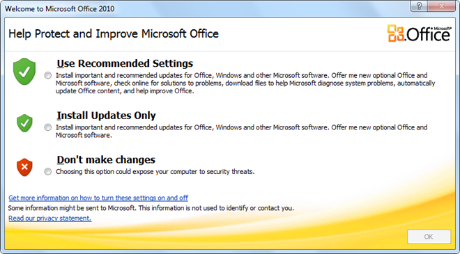 microsoft office 2010 security patches