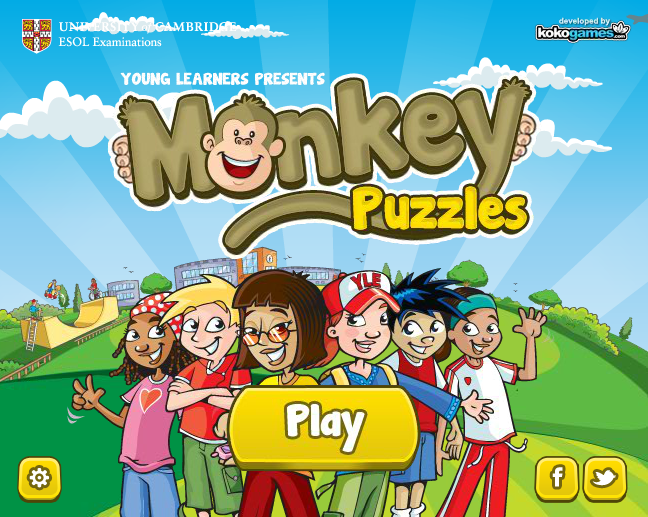 http://www.cambridgeenglish.org/learning-english/games-social/monkey-puzzles/