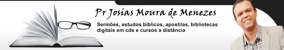 Pastor Josias Moura de Menezes