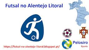 Futsal no Alentejo Litoral