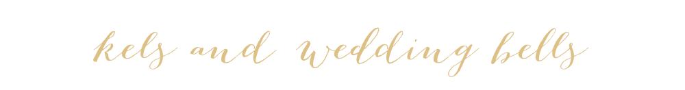 kels and wedding bells