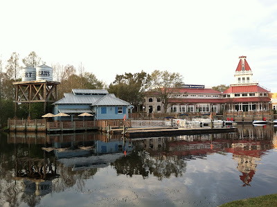 Disney Port Orleans Riverside