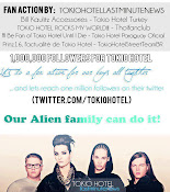 INTERNATIONAL FAN ACTION - 1.000.000 FOLLOWERS FOR TOKIO HOTEL TWITTER