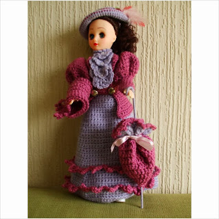 fibre craft crochet dolls - Seeking Patterns - Crochetville