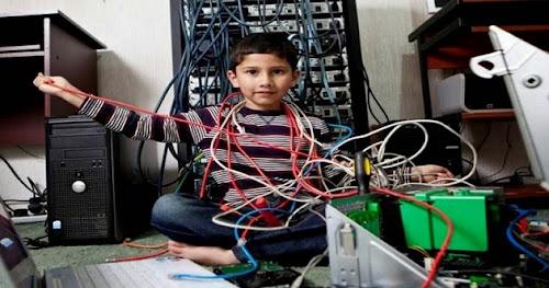 Incrível! 9 genios da tecnologia com menos de 15 anos