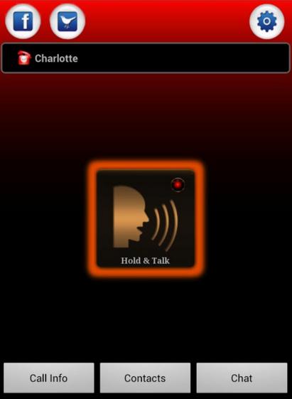 एंड्राइड स्मार्टफोन को वॉकी टॉकी कैसे बनायें
