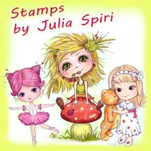 Julia Spiri Stamps