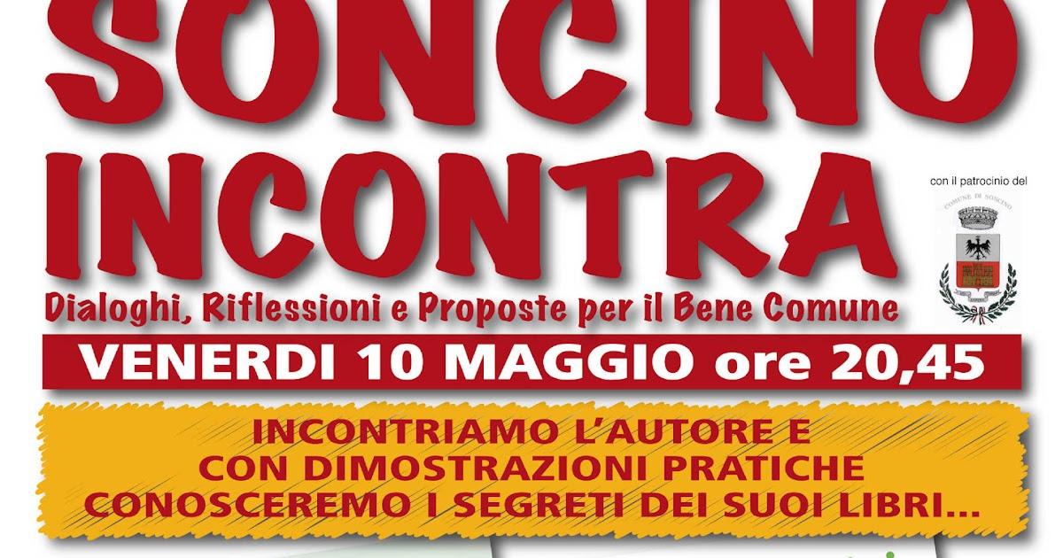 Cremavvenimenti soncino incontra stefania rossini for Cucinare con 2 euro al giorno pdf