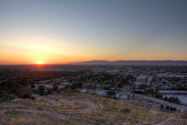 Weekend Photography at Baldwin Hills and LACMA