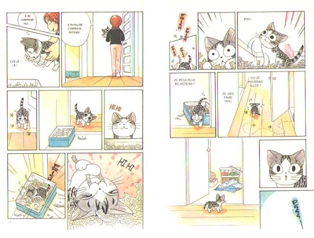 Chi, une vie de chat - tome 1 - Konami Kanata