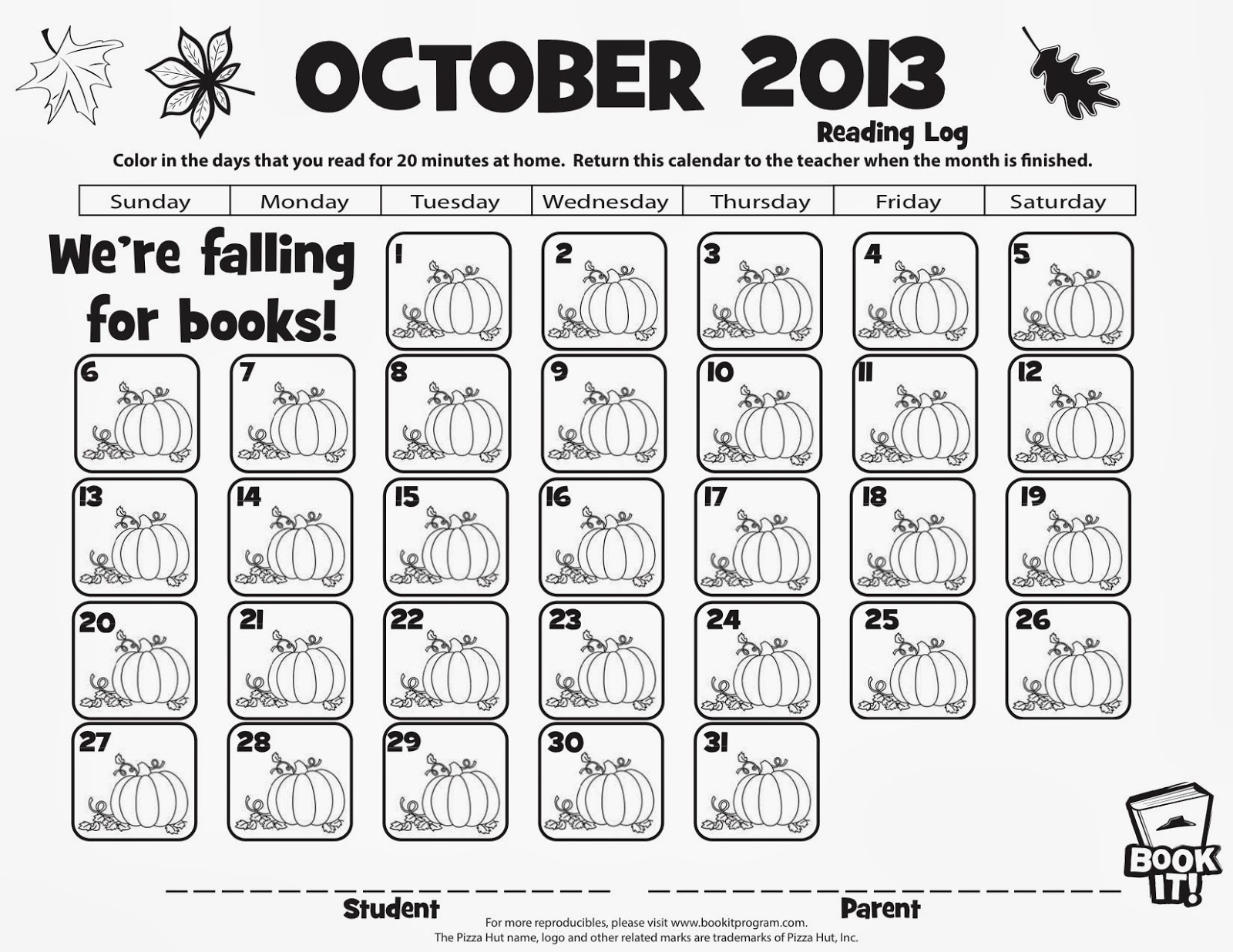 From Reading to Recess: Pizza Hut Book-It Challenge!