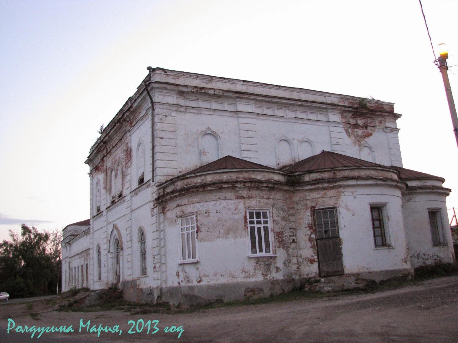 Собор Софии Премудрости Божией Лаишево