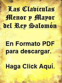 LA CLAVÍCULA DEL REY SALOMON