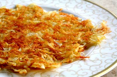 Hash browns - Hash browns are shredded potatoes which have been fried ...