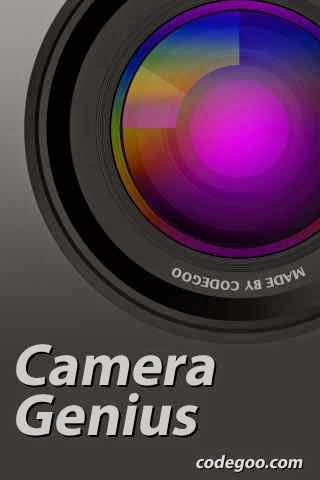 Camera Genius v1.5.1 for iPhone/iPad