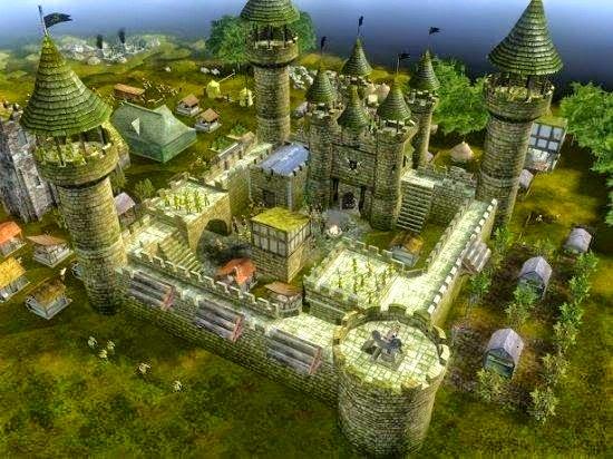 скачать игру Stronghold Legends 2 через торрент - фото 2