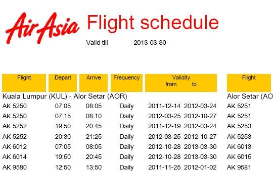Jadwal Penerbangan Dan Harga Tiket Pesawat Domestik Dan | Review ...