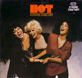 HOT - STRONG TOGETHER - 1978