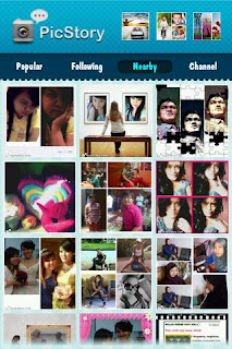 PicStory Android - Aplikasi Edit foto, Instagram versi Indonesia