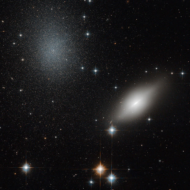 Galaxies NGC 5011B and NGC 5011C