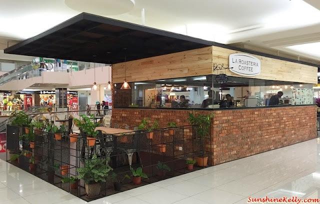 La Roasteria Coffee, Seremban Prima Mall 1st Anniversary, Seremban Prima Mall
