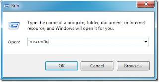 Cara Masuk Safe Mode Pada Operasi Windows 7