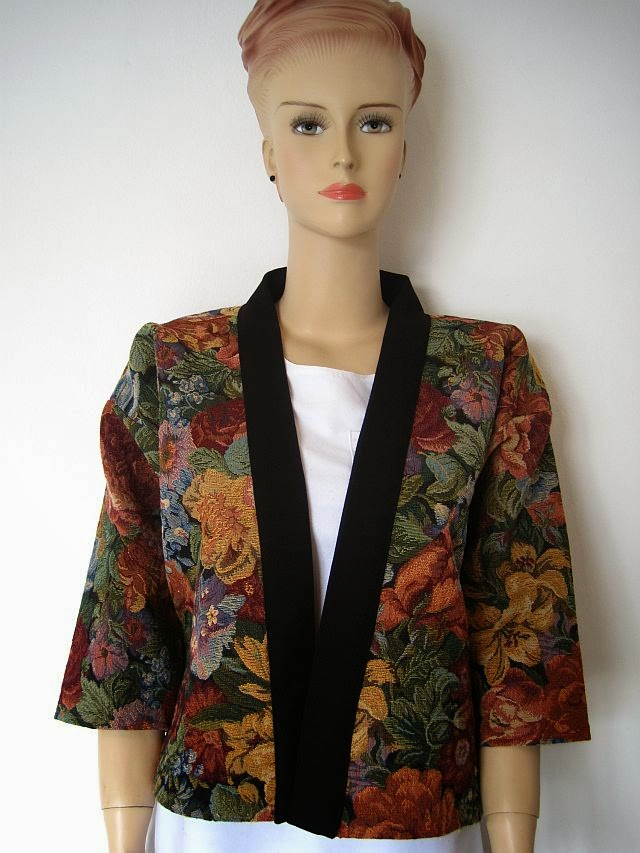 Kimono Jacket Sewing 92