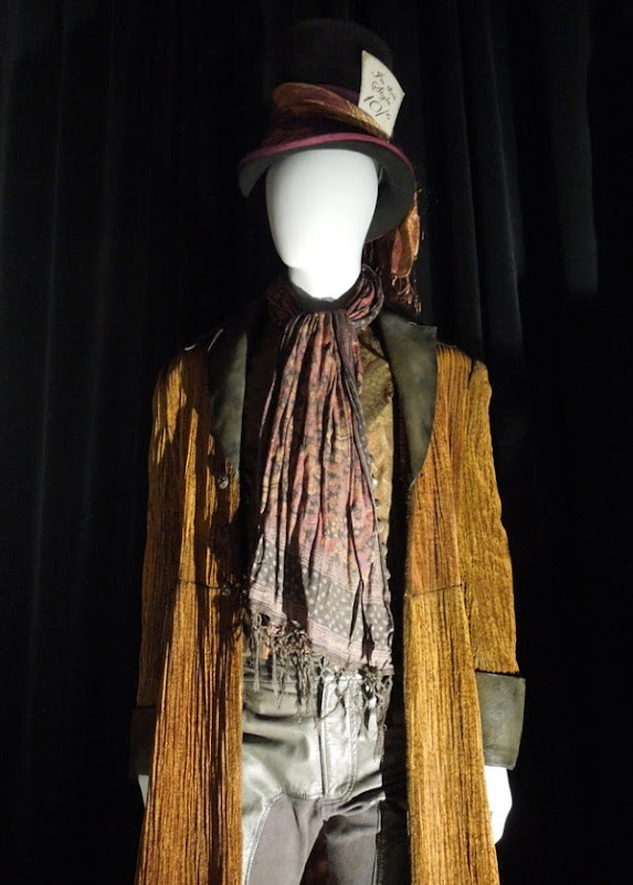 Mad Hatter costume Once Upon a Time