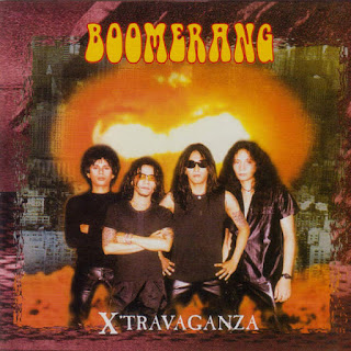 Boomerang - Pelangi (from X'Travaganza)