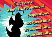 Quien es ese Pokemon Extremo