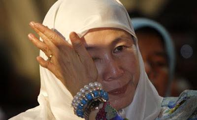 Datuk Seri Wan Azizah Wan Ismail