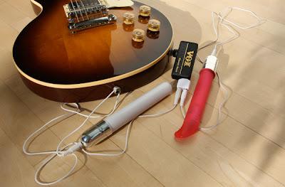 Kit consolador para guitarra