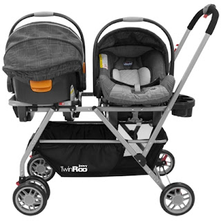 crazy house reviews joovy introduces the roo and twin roo infant car seat frame strollers. Black Bedroom Furniture Sets. Home Design Ideas