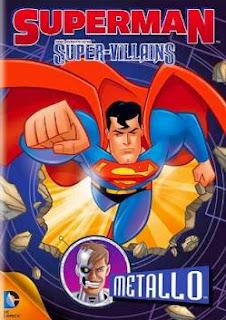Superman Super Vilões: Metallo Dublado