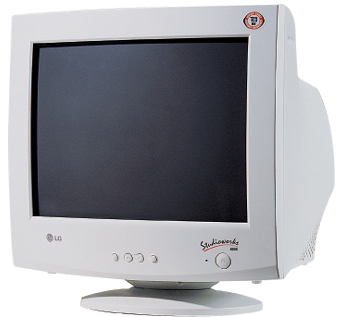 CRT (Chatode Ray Tube)