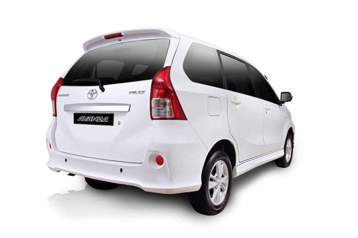 Toyota Avanza Philippines