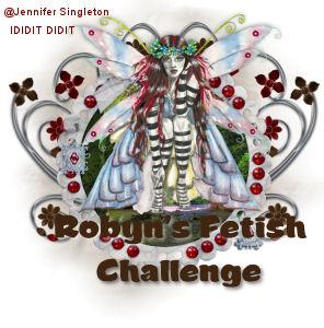 Robyn's Fetish Challenge Blog
